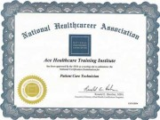 National Heathcareer Association's healthcare certification