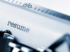 Type up your CNA Resume today