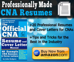 cover letter for cna resumes