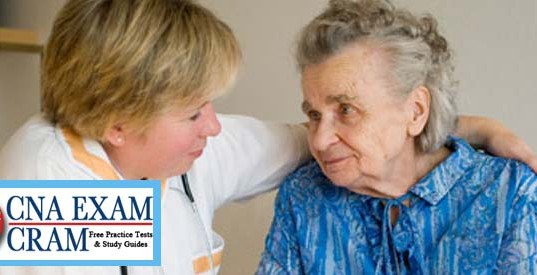 Assisting the Elderly is an important part to being a CNA
