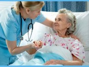 A certified Nursing Assistant who takes care of the elderly